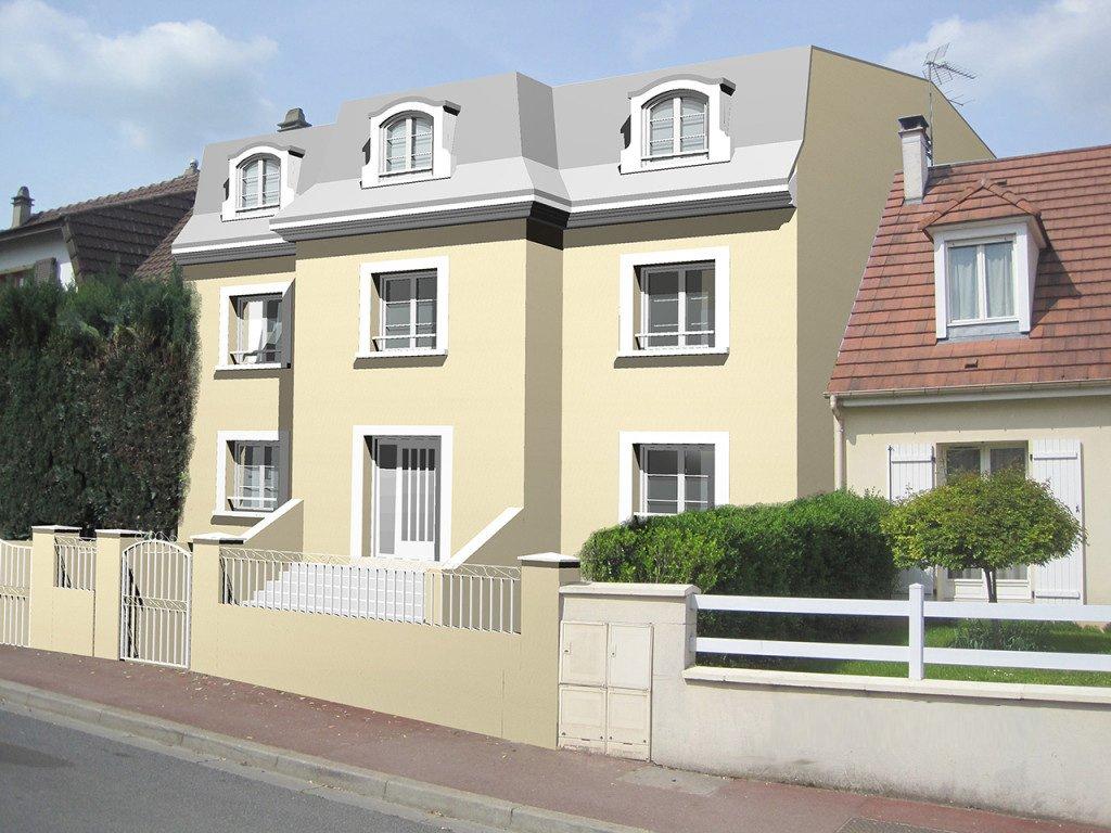 Immeuble Logement Paris