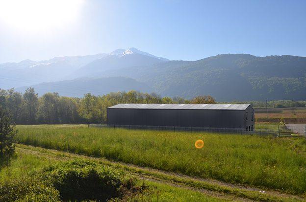 Réalisation Bâtiment Agricole Permis Construire DDPC