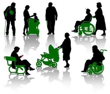 Plusieurs situations d'accessibilité limitée.