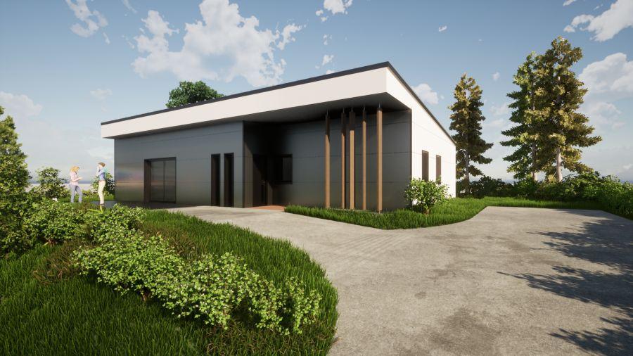 Projet de construction de maison neuve sous délai de 5 mois.