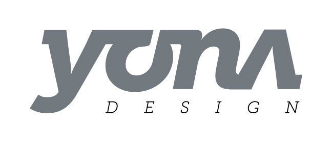 Logo de la société de construction Yona Design.